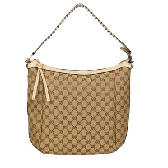 Authentic GUCCI purse in great condition NO TRADE PLEASE!!! Authentic GUCCI purse in great condition, this purse has visible signs of wear, interior lining wear but overall the purse still in very good shape. Retail was $1800. Only asking for $580. FIRM PRICE PLEASE!!! Gucci Bags Shoulder Bags