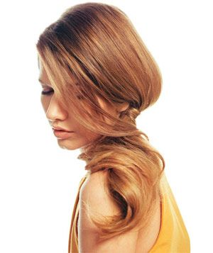 Ponytails: The Sidewinder for Long Hair