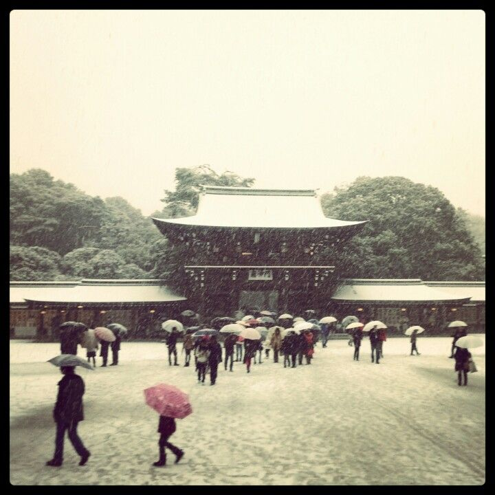 明治神宮 in 渋谷区, 東京都 Meiji-jingumai Shrine