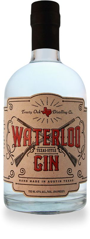 Waterloo Gin | Treaty Oak