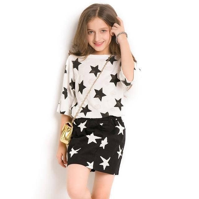 Girls Clothes 10 12 Girls Clothes Teenage Girl Outfits Cute Girl Outfits Girls Fashion Clothes
