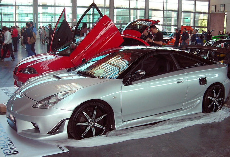 Custom Celica give me give me Nice Cars Pinterest