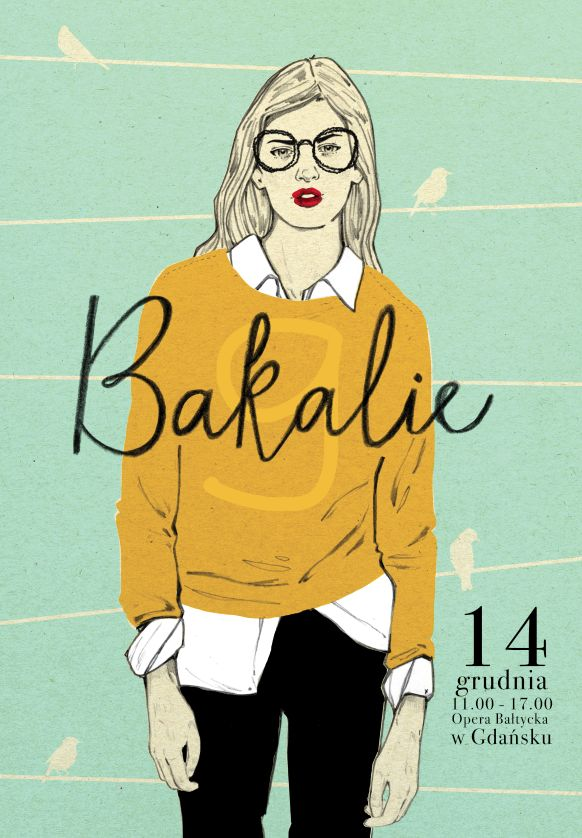 Bakalie by Magdalena Pankiewicz, via Behance