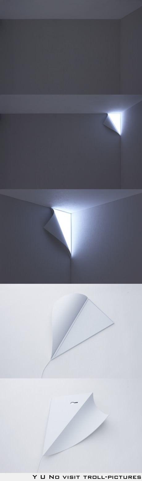 Wall Peel Light