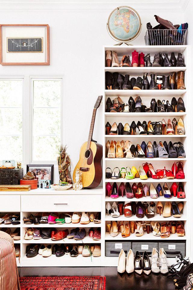 Stunning celebrity closets