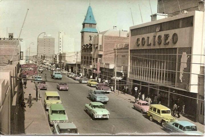 Foto de Comodoro Rivadavia antigua.