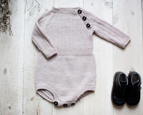 Winter Playsuit