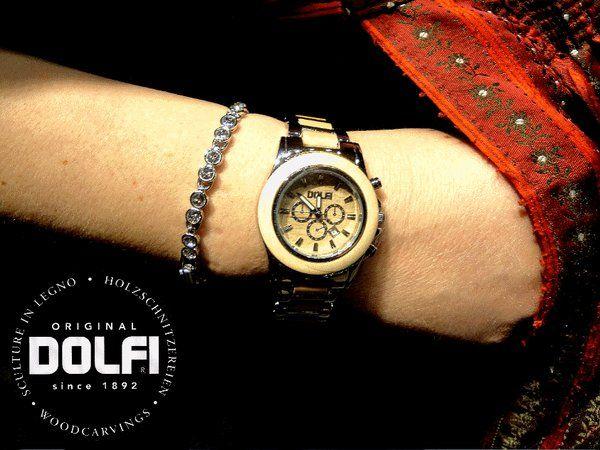 Scopri il mondo dei nostri orologi in legno, tra poco disponibili anche nuovi modelli !! http://www.dolfi.com/it/dolfi-online-shop/gioielli-in-legno/orologi-da-polso-con-applicazioni-in-legno Il vostro Dolfi Team  Entdecke die Welt unserer Holzuhren, in kürze wird es auch tolle neue Modelle geben !!   Discover the world of our wonderful wooden watches, soon there will be also new models !! http://www.dolfi.com/en/dolfi-online-shop/costume-jewelry/watches-with-wooden-appliques Your Dolfi Team