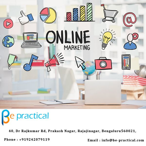 Be-practical institute for digital marketing carry off to the real world of SEO-SEM-SMO-PPC Training with real time projects with certified experts, 100% placement assistance. For More Details visit : http://www.be-practical.com/digital-marketing-training-inst… Or Call +919242079119