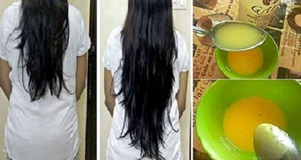 Mix these 3 ingredients with your shampoo and after 2 weeks of use your hair will grow nonstop