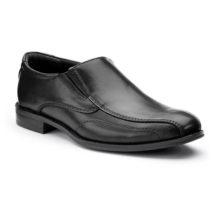 SONOMA Goods for Life™ Byron Boys' Dress Shoes, Size: 13, Black
