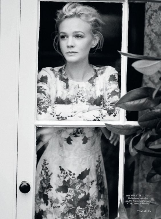 Carey Mulligan - Jacinda - 1st choice
