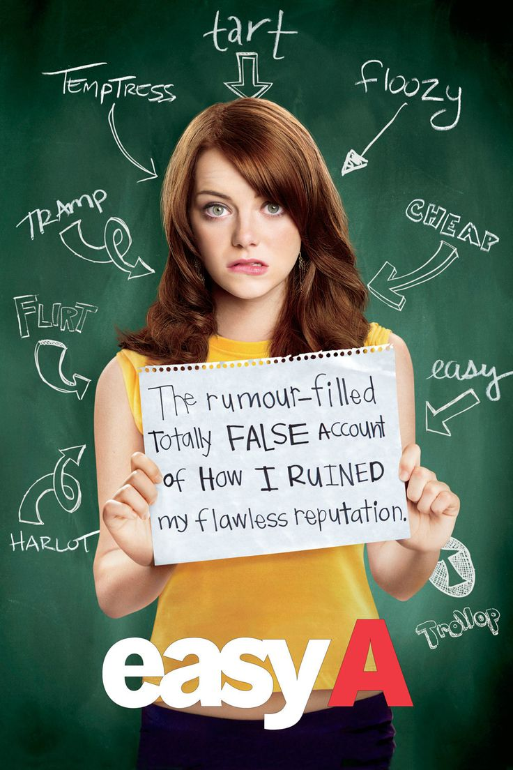 Easy A Full Movie Click Image to Watch Easy A (2010)