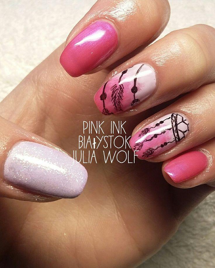 Wzorki malowane recznie #pinkinkbiałystok #shellacnails #shellaccnd #cndshellac #cndshellacnailart #paznokcie #paznokciehybrydowe #manicure #manicurehybrydowy #hybrydymanicure #hybrydowymanicure #hybrydy #hybryda #hybrydamanicure #wzorkimalowaneręcznie  #CNDgowithapro  #CNDprospotlight