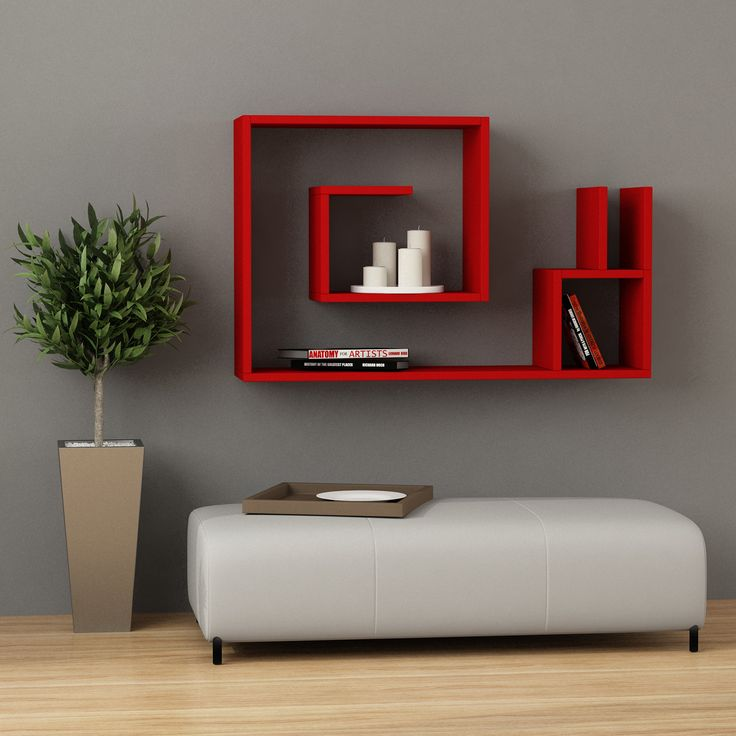 Salyangoz Wall Shelf
