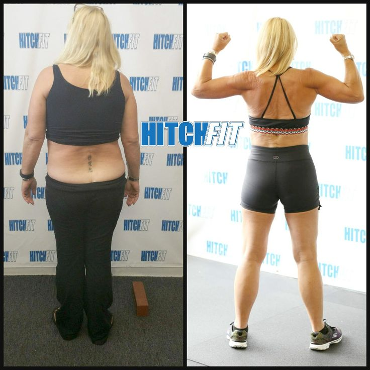 fit over 40 before and after weight loss pictures a