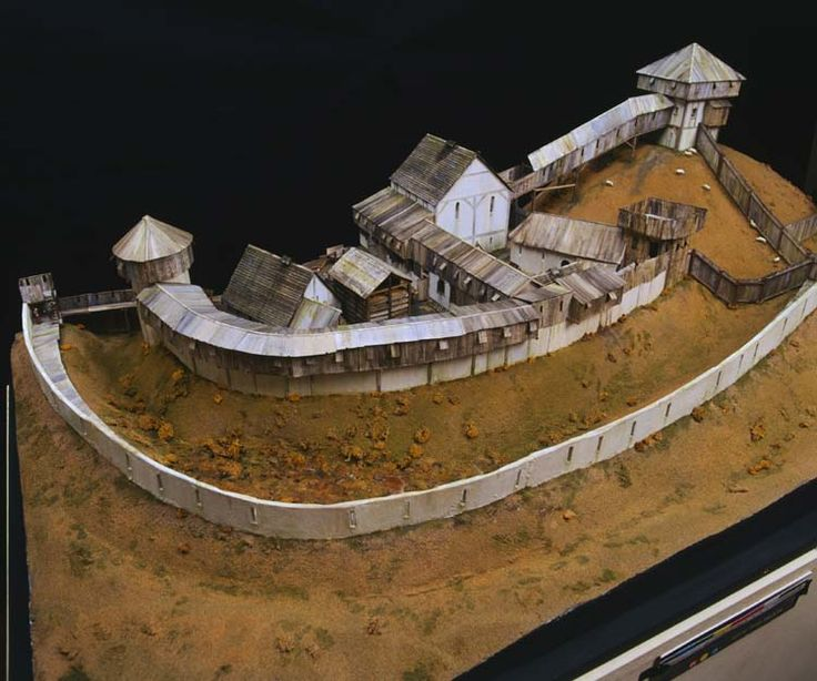 The 25 Best Motte And Bailey Castle Ideas On Pinterest