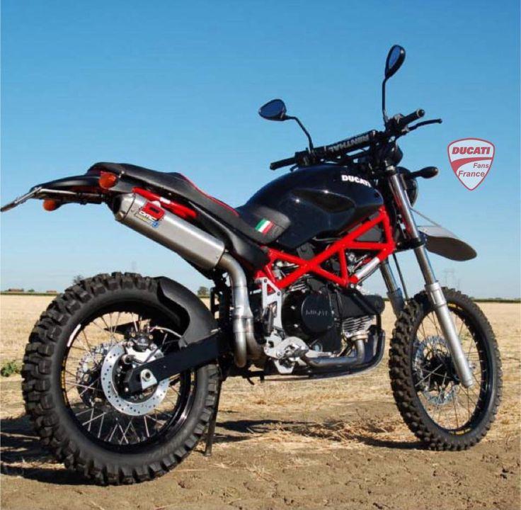 Ducati Monster Off Road