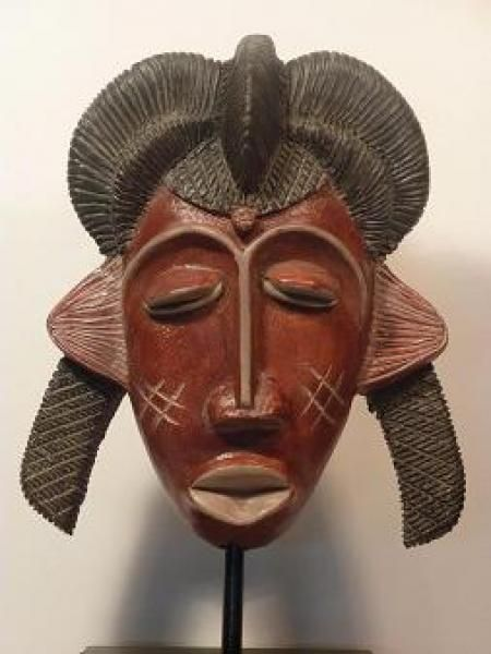 - Masque Africain n-2