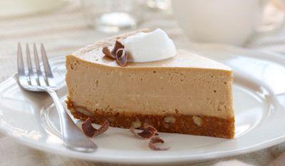 Cappuccino Cheesecake | Desserts | Pinterest