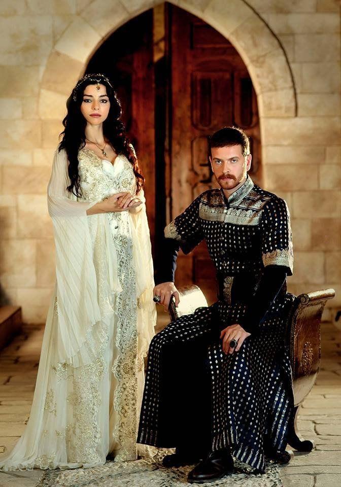 The Magnificent Century - Nurbanu Sultan and Şehzade Selim