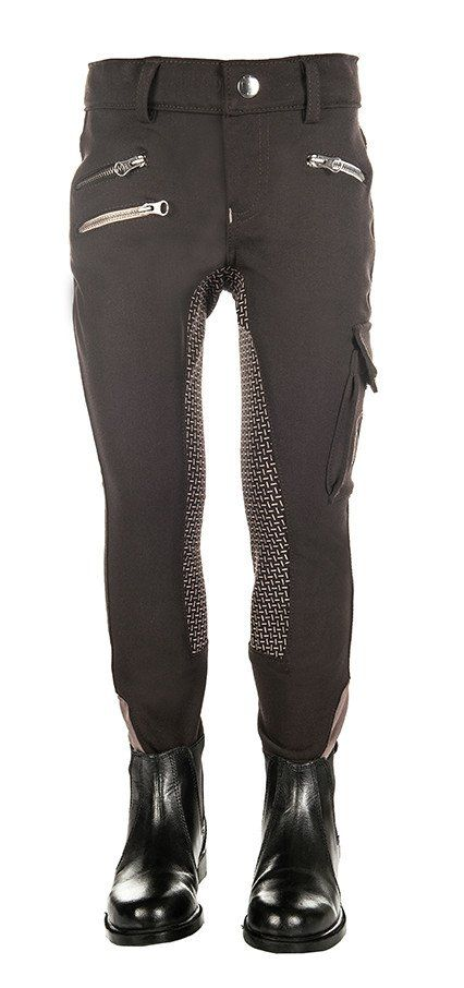 Riding breeches -King New- Silicone full seat