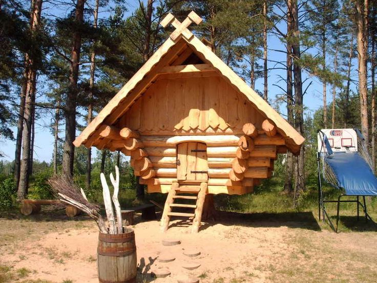 unique log cabin designs