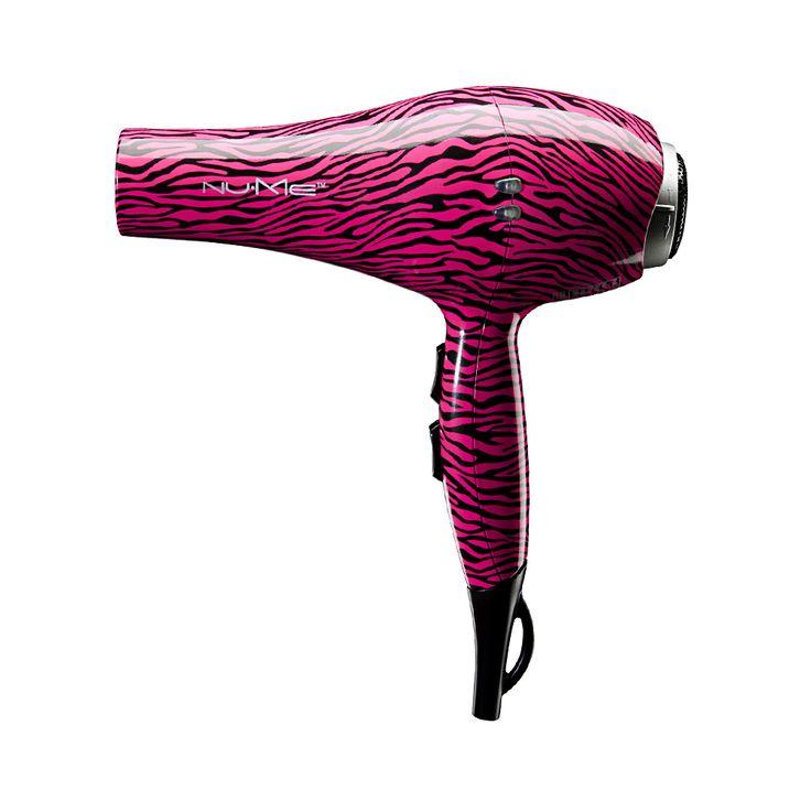 I love the nume ionic hair dryer from littleblackbag