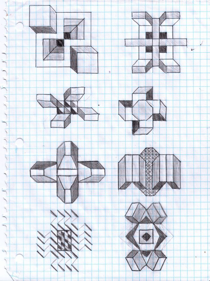 Graph Paper Art  Making Graph Paper In Word