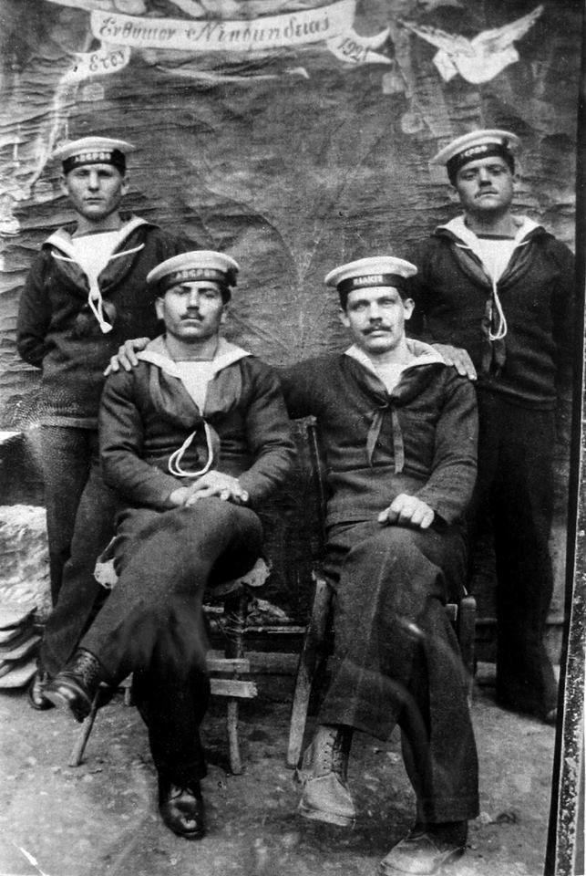 In the Spring of 1921 the Greek battleships Averov and Kilkis lay stationed on the Gulf of Nicomedia protecting the local Greek communities form Turkish persecution.