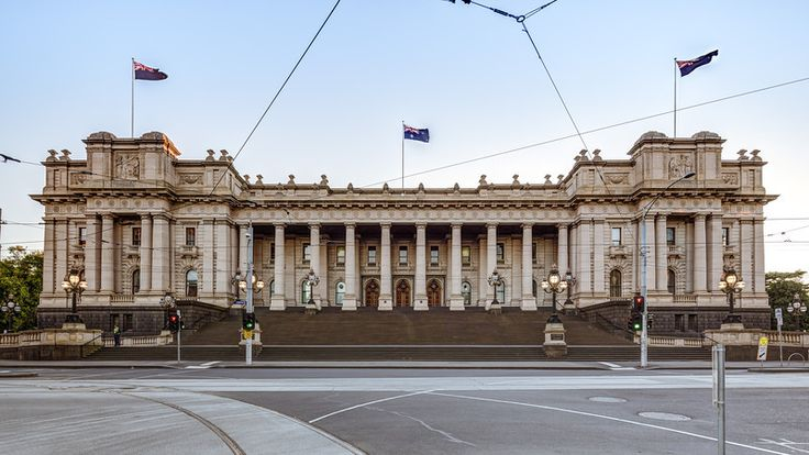 parliament house melbourne - Google Search