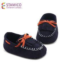1506-bb21 mocassins bebê sapatos de bebê sapatos criança sapatos infantis de moda recém-nascido(China (Mainland))