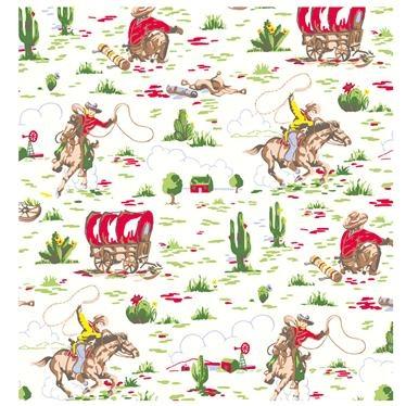 Cath Kidston - Cowboy Wallpaper | Boys Room | Pinterest