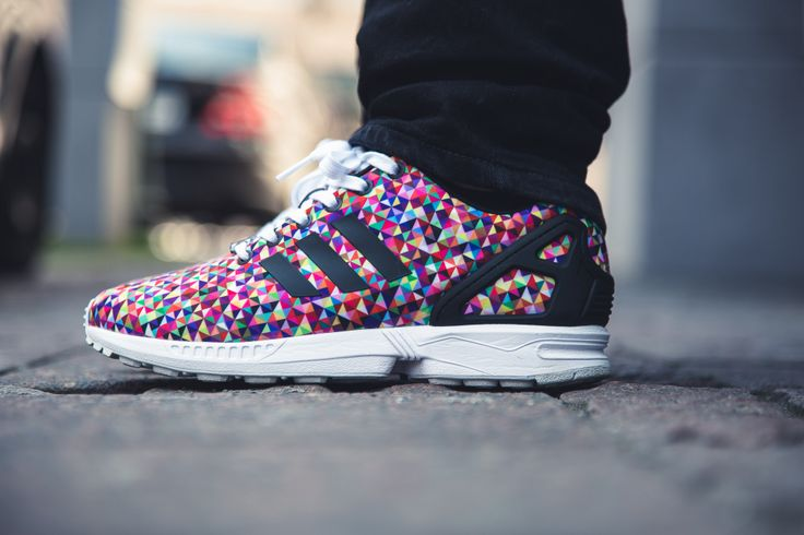 Adidas Flux Prism On Feet