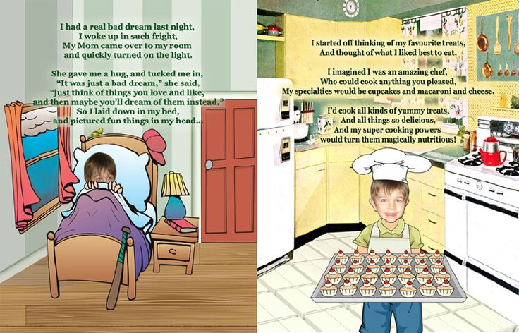 """Personalized Books for Kids by """"My Custom Kids Book.com"""""""