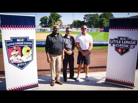 Little League News: 2017 LLBWS Video - Golf Classic Guests Bob Gibson ...