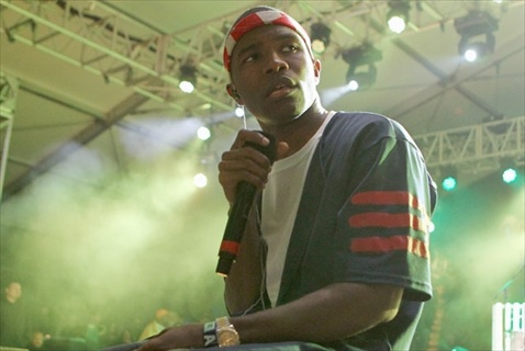 R singer Frank Ocean of Odd Future comes out: Summer romance with a man 'changed my life'  - Daily News