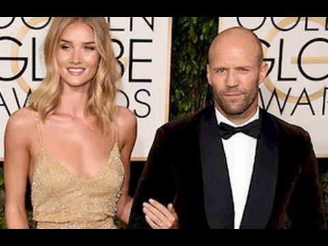 Jason Statham and Rosie Huntington Whiteley Are Engaged...