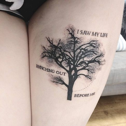 25 best fig tattoos images on pinterest fig figs and ficus for Fig tree tattoo