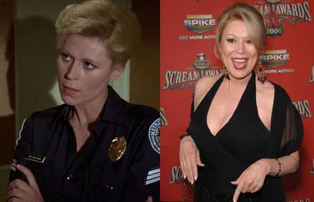 Leslie Easterbrook – Sargeant Debbie Callaghan in the Police Academy ...
