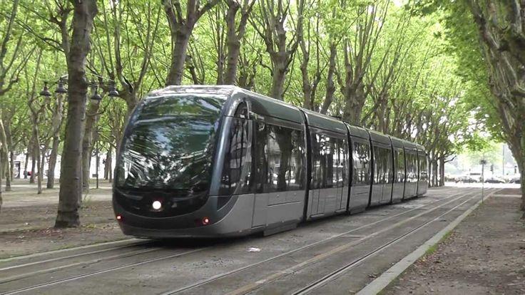 Tram de Bordeaux
