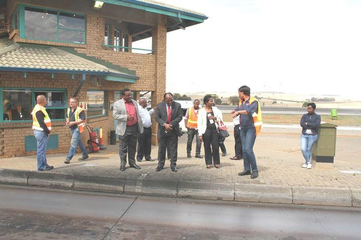 Tanzanian Transport Delegate- SUMATRA