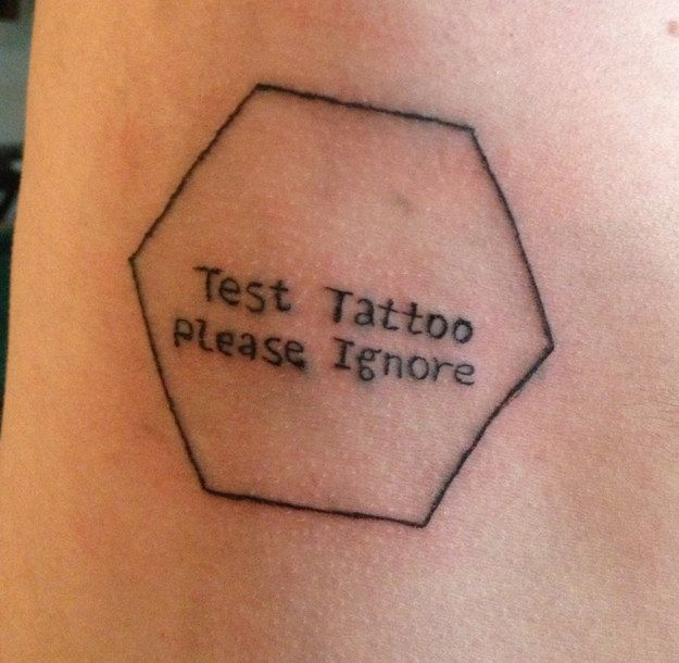 This one is genuis!!  21 Unexpectedly Clever Tattoos That Will Actually Make You Laugh