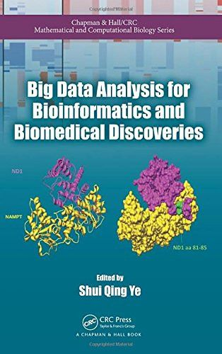 Big Data Analysis for Bioinformatics and Biomedical Discoveries (Chapman & Hall/CRC Mathematical and Computational Biology)