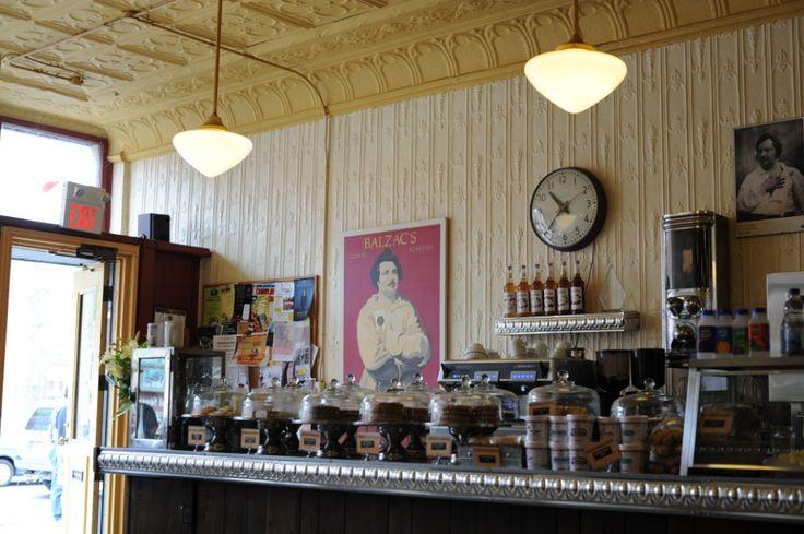 Balzac's Café
