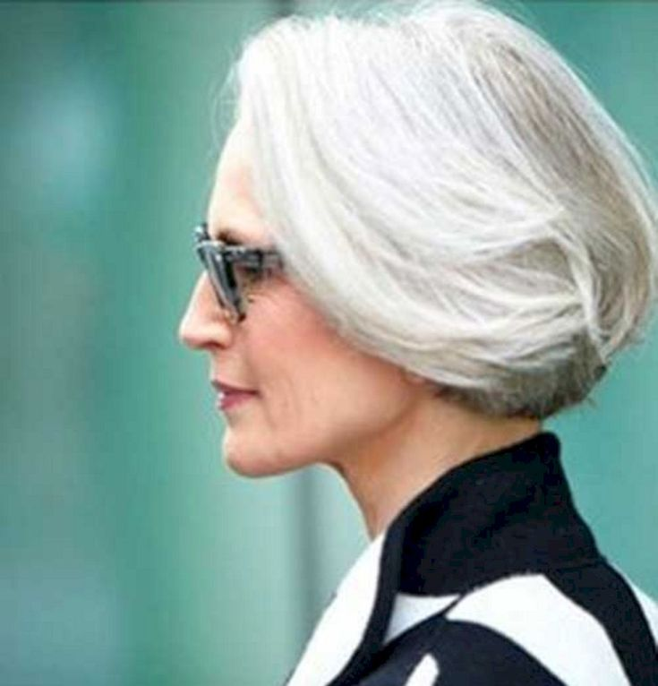 Impressive Hairstyles For Older Women