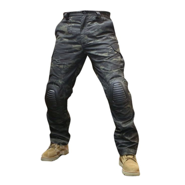 OPS/UR-TACTICAL ADVANCED FAST RESPONSE PANTS IN CRYE MULTICAM BLACK, L-R