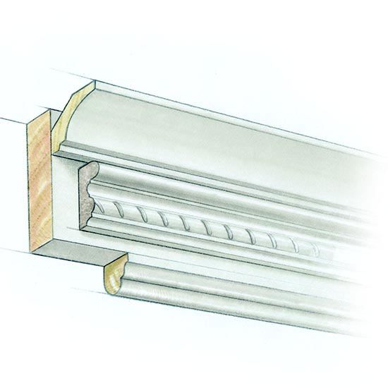 Crown Molding: What It Is