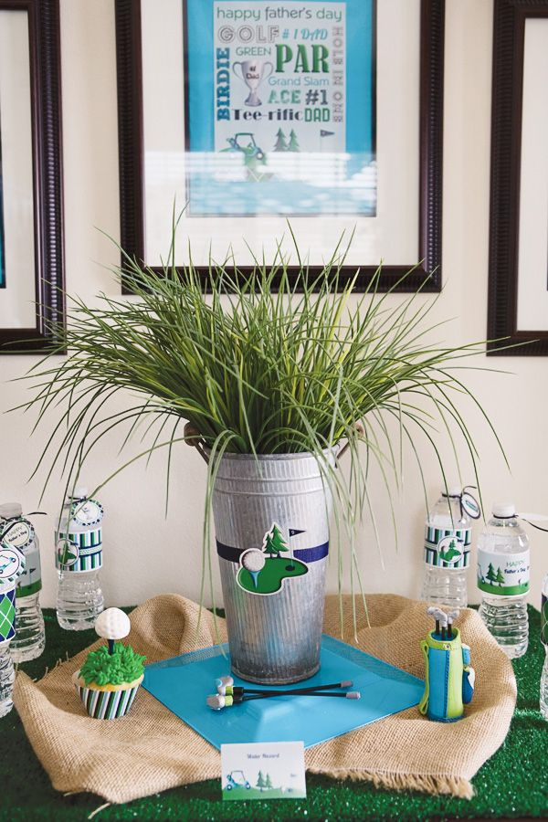 Best 25 Golf party decorations ideas on Pinterest Us masters