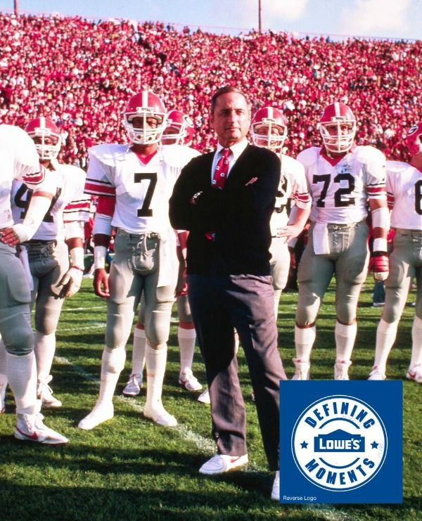 Vince Dooley, Head Coach, UGA 19641988 bulldogs